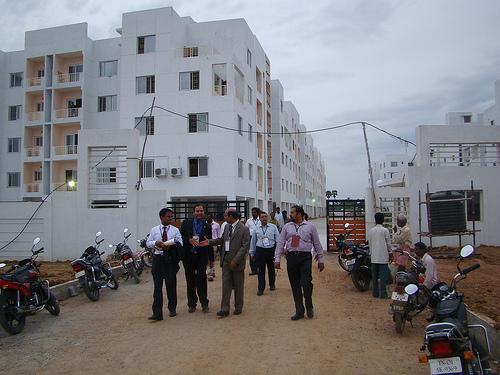 Navratna Apartments - Marg Swarnabhoomi