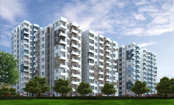 Aayush Apartments - Marg Swarnabhoomi - starting price at 9Lakhs*