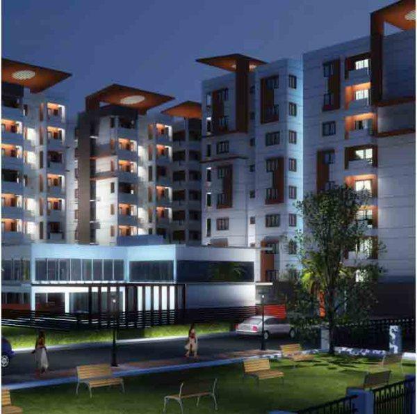 maha-utsav Apartments - Marg Swarnabhoomi