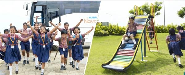 marg navjyothi vidyalaya school , marg swarnabhoomi