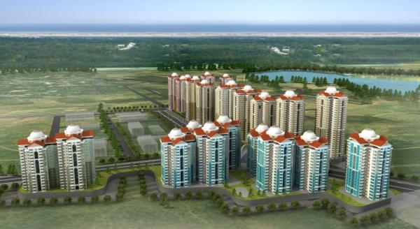 marg swarnabhoomi - Four Seasons Apartments - sea view n lake view