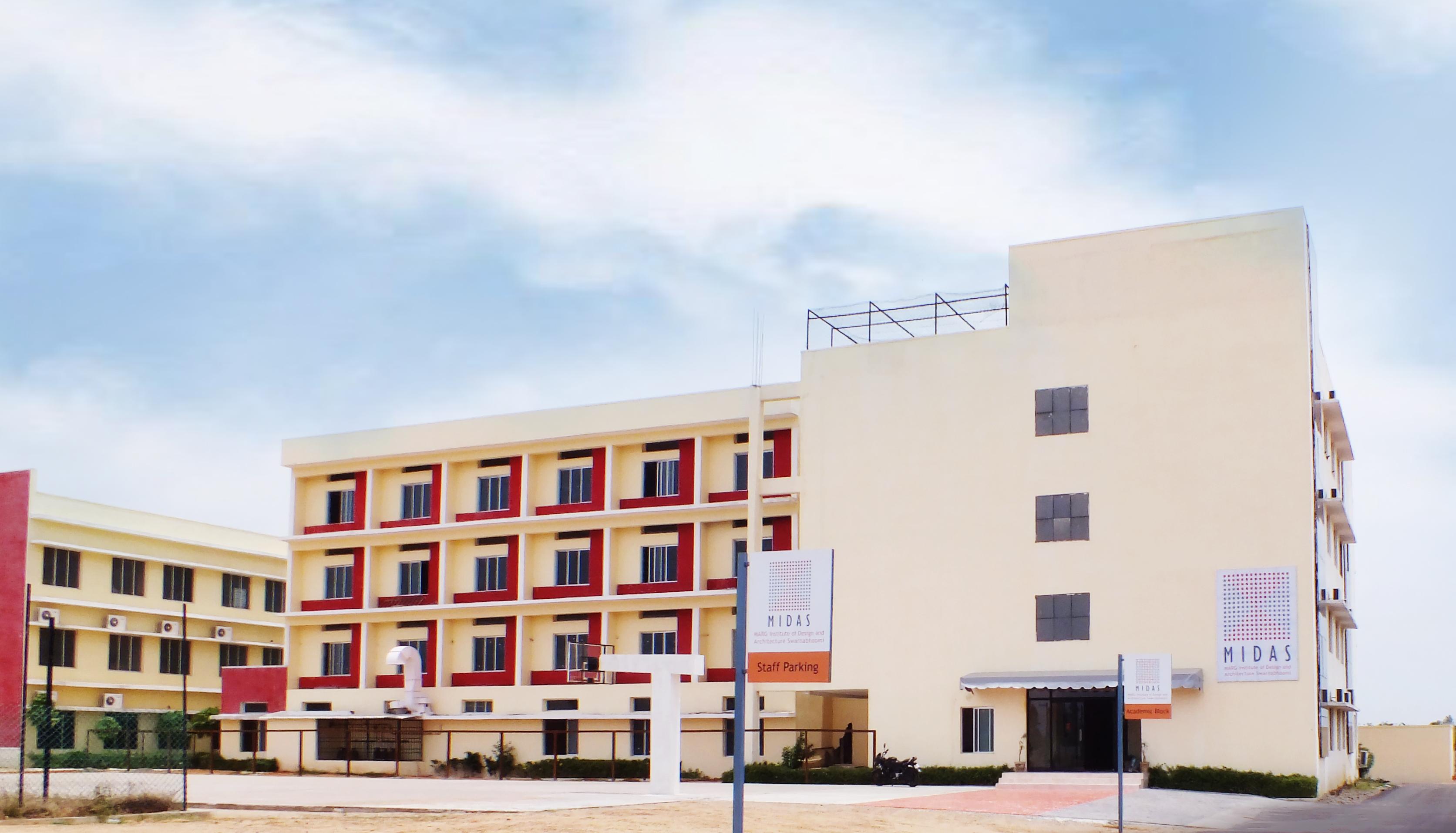 marg institute of design architecture swarnabhoomi midas marg