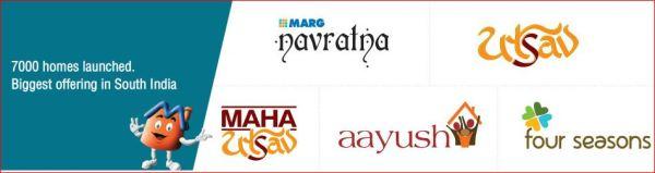 Marg Swarnabhoomi,Homes at Marg Swarnabhoomi,navratna,four seasons,utsav,aayush,maha utsav,chennai flats,flat in chennai,flat chennai