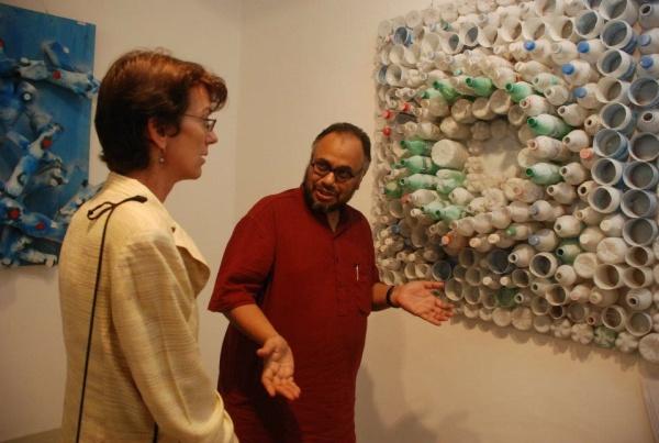 Michelle,Jaffer,MIDAS,Expo in Chennai,marg swarnabhoomi