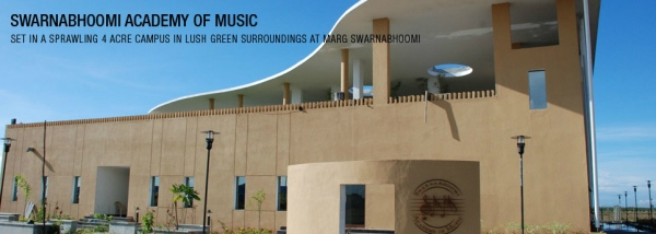 Swarnabhoomi Academy of Music,SAM,marg swarnabhoomi,education at marg swarnabhoomi,music college