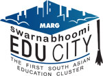 Marg swarnabhoomi,educity,MIDAS,Architecture college in chennai,SAM,Swarnabhoomi academy of music,Marg institute of design and architecture swarnabhoomi