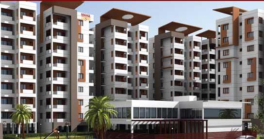 Maha utsav apartment,marg swarnabhoomi