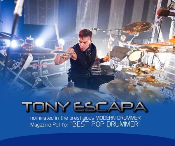 TONY ESCAPA