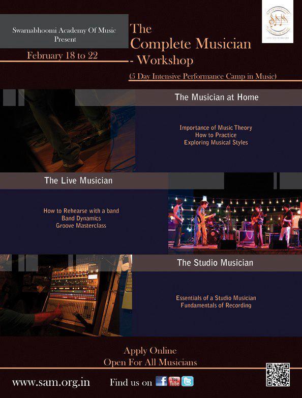 Swarnabhoomi Academy of Music - marg Swarnabhoomi
