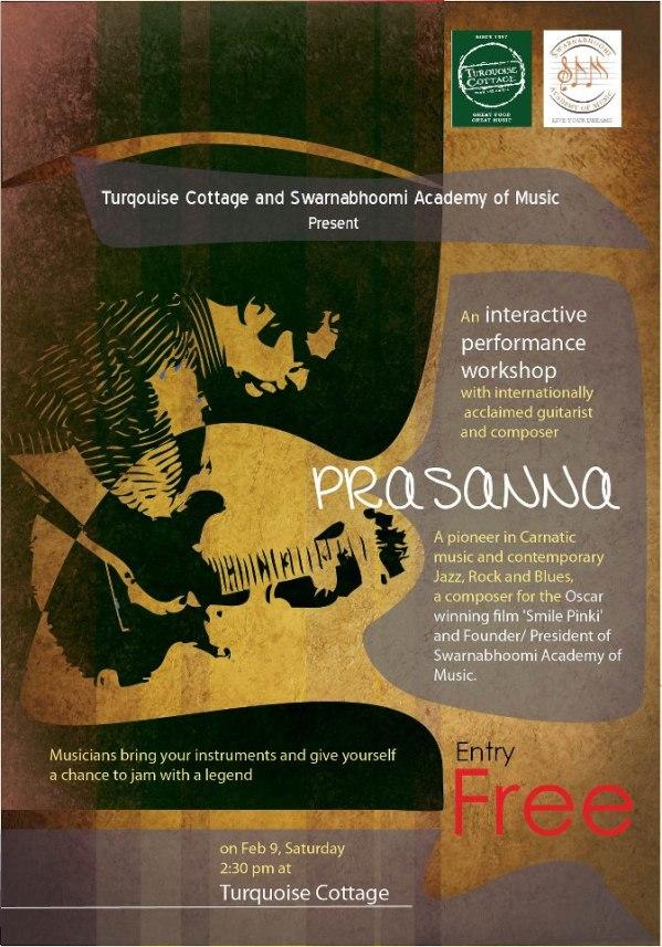 Swarnabhoomi academy of music, Marg Swarnabhoomi