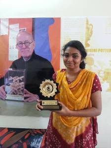 MIDAS - winning Overall First Prize at NASA Pre-convention meet at Chennai.
