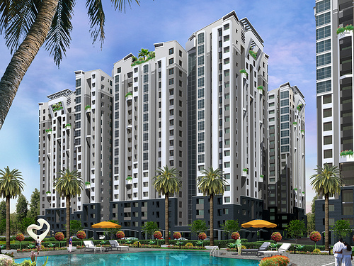 Savithanjali, Luxury apartments at Chennai, OMR
