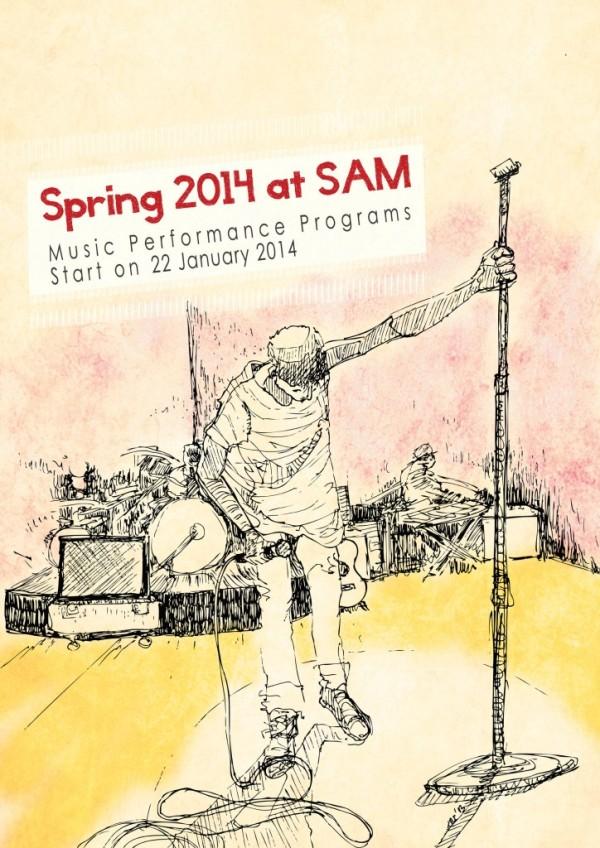 Swarnabhoomi Academy of Music,SAM,MARG Swarnabhoomi,MUSIC