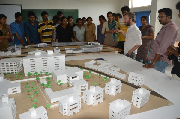 architecture college, architecture college in chennai, best architecture college in chennai, marg swarnabhoomi, midas, MIDAS Workshop, Top Architecture college in chennai