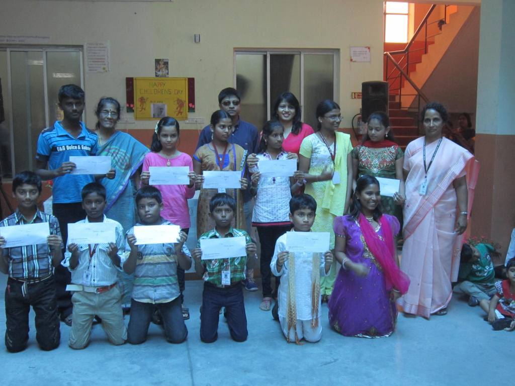 chennai childrens day celebrat - HD1024×768